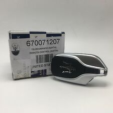 Genuine Maserati Parts_Maserati Keyless Remote Key Fob 670071207