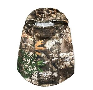 Realtree Face Mask Hunting Camo Shield New Turkey Bow Deer Lightweight Breathabl