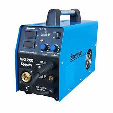 Sherman MIG 200 Speedy Inverter welder MAG Semi-automatic MIG
