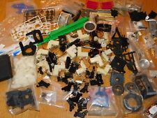 vintage LOT parts rc PIECE plastique MODELISME voiture CAR gear MOTEUR motor