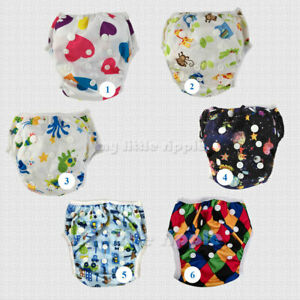 Swimming Diapers Nappy Pants for babies Washable Adjustable