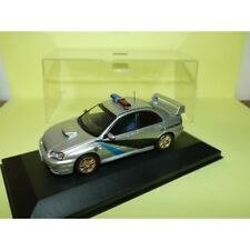 SUBARU IMPREZA WRX STi COLORADO STATE POLICE  J-COLLECTION 1:43