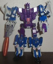 Transformers Galvatronus upgrade kit ONLY for Cyclonus Scourge Combiner Wars G1