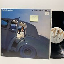 Billy Preston- A Whole New Thing- A&M SP 4656- VG++/VG+