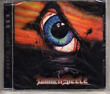 DAMIEN STEELE: DAMIEN STEELE CD POWER PROG HEAVY METAL BRAND NEW OUT OF PRINT