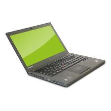 Lenovo ThinkPad X240 Notebook Intel Core i5-4210U 2x 1,7GHz 8GB RAM 256GB SSD HD