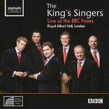 King's Singers - Live at the BBC Proms [New CD]