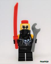 Lego Ninjago 70643 Minifigur Minifig Chopper Maroni Maroon njo388 Neuware / New
