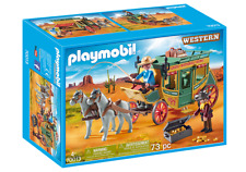 PLAYMOBIL #70013 Western Stagecoach RETIRED!