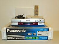 Panasonic NV-HV55 VHS-Videorecorder, OVP&NEU, inkl. FB&BDA, 2 Jahre Garantie