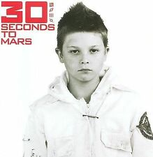 30 Seconds to Mars [Europe] by Thirty Seconds to Mars (CD, Apr-2008, Immortal)