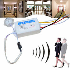 1pc 110/220V IR Infrared Body Motion Sensor Automatic Light Lamp Control Switch