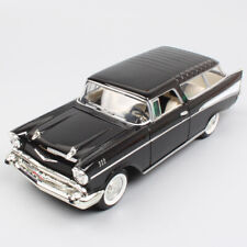 1/24 Scale 1957 Chevrolet Nomad station wagon Chevy Van car Diecast models toys