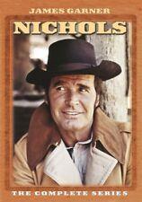 NICHOLS COMPLETE SERIES New 6 DVD Set James Garner Warner Archive Collection