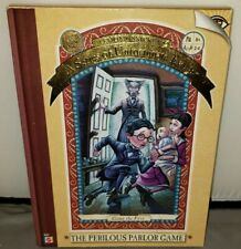 Lemony Snicket's A Series of Unfortunate Events The Perilous Parlor Board Game