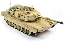"Carro armato Hobby Engine M1A2 ABRAMS DESERT ""PREMIUM"" 2.4GHz RTR RC"