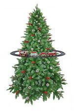 Shatchi Christmas Train Set-around The Tree Xmas Home Decoration
