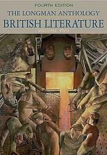 Longman Anthology of British Literature, Volume II, The (4th Edition)