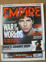 EMPIRE FILM MAGAZINE No 194 AUGUST 2005 TOM CRUISE - WAR OF THE WORLDS