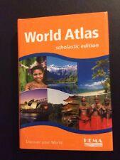 World Atlas Scholastic Edition / Pocket Size