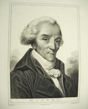 Jacques Marie d Boutet Monvel actor nacido en Lunéville Massard Deverian