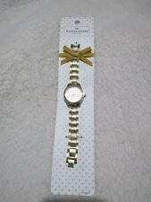 Buttercream Luxe Craft Gold And Rhinestone Watch