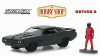 Dodge Challenger  Scale 1:64 by Greenlight