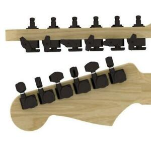 Hipshot® Locking Guitar Tuner Set~Non Stag~Fender® Directrofit™~2 PIN~21:1~New
