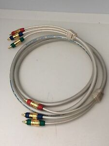 Qiuyeyuan OFC  Super Video White Cable Interconnect