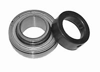 "Premium CSA209-26 Insert Ball Bearing 1-5//8/"" Bore  w// Locking Collar /& Set Screw"
