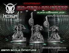 Hitech Miniatures - 28SF012 Alpha Corporis One 28mm Warhammer 40k 40000