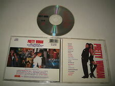 PRETTY WOMAN/SOUNDTRACK/JAMES NEWTON HOWARD(EMI/CDP 79 34922)CD ALBUM