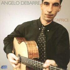 ANGELO DEBARRE - CAPRICE USED - VERY GOOD CD