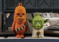 Star Wars Figure Cake Topper Decoration Joda Jedi Chewbacca Wookiee K1109_B_K