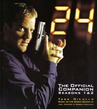 24 TV Series Official Companion Seasons 1-2 Reference Book