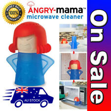 Hot Creative Mama Angry Microwave Cleaner Kitchen Cleaning Essential
