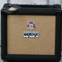 Orange CRUSH 12 Electric Guitar Combo Amplifier 12 Watt Solid State Amp Black