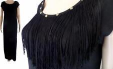 Maxi Dresses Boho with Cap Sleeve