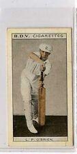 (Gs546-JB) Phillips BDV, Whos Who in Aust Sport, O'Brien / O'Reilly 1933 G