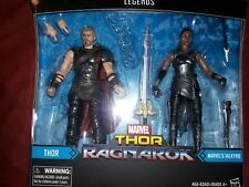 "Marvel Legends THOR RAGNAROK 6"" 2 Pack THOR / VALKYRIE New Target Exclusive"