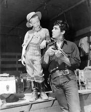 Perry Lopez, David Ladd - The Big Land (1957) - 8 1/2 X 11