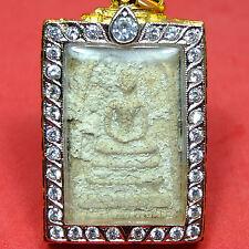 Rare Old Phra Somdej Wat Rakhang Buddha ,Phim Yai ,the most beautiful in Ebay#1