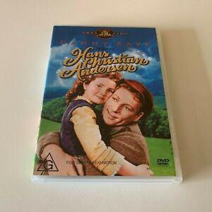 Hans Christian Andersen (1952) DVD Danny Kaye R4 OOP