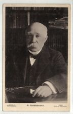 political postcard m Clemenceau leader of the Radical Party france
