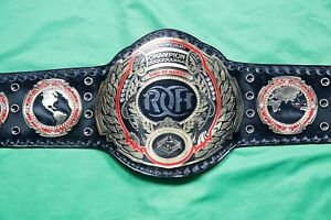 ROH Ring of Honor World Heavyweight Title Champion Belt Replica Champion Adult