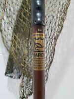 ⭐⭐Rare Vintage Hardy Brothers Alnwick Wading Staff/landing Net stamped ⭐⭐