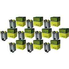 10x MANN-FILTER Kraftstofffilter Fuel Filter WK 9027