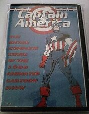 Captain America 1966 Complete Animated Series DVD