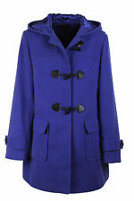 Unbranded Wool Blend Hip Length Coats & Jackets for Women