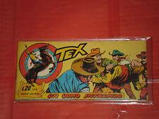 TEX STRISCIA ORIGINALE n° 4 -del 1961-28° SERIE navajo  -no araldo o zagor